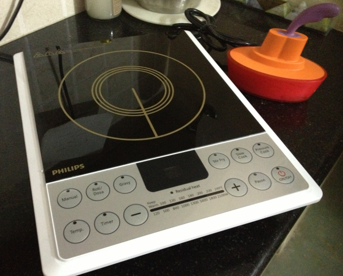 Madam induction hob