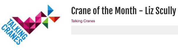 Madam - Im the Crane of the month