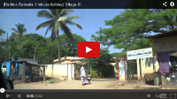 Video: 1 minute holiday: A taste of village life in Southern India