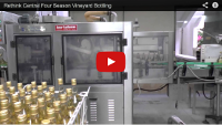 Video: 1 minute holiday: Four Season Vineyard, Pune : The magic of bottling